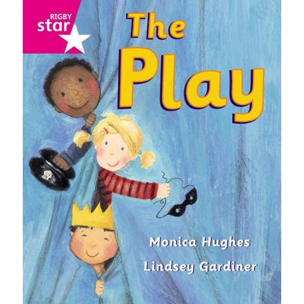 Rigby Star Guided Reception: Pink Level: The Play Pupil Book (single) by Pearson Education Limited (Paperback, 2000)