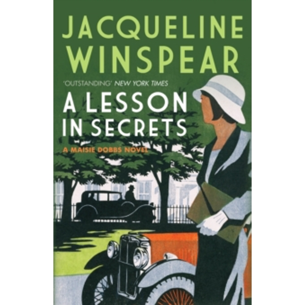 A Lesson In Secrets by Jacqueline Winspear (Paperback, 2012)