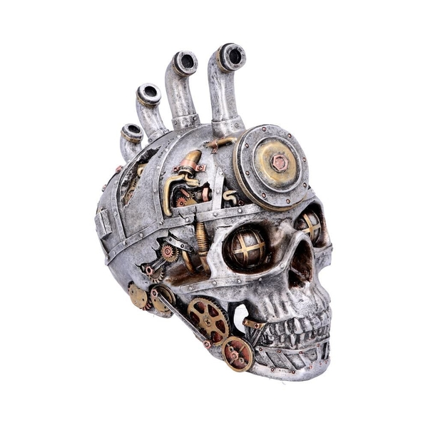 Pipe Dream Steampunk Skull