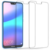Huawei P20 Lite Glass Screen Protector (Twin Pack) - Clear