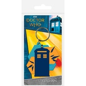 Doctor Who - Tardis Shapes Keychain