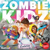 Zombie Kidz Evolution Board Game