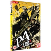 Persona 4 The Animation Box 1 DVD