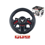 Subsonic Universal Racing Wheel with Pedals for PS4 & Xbox One
