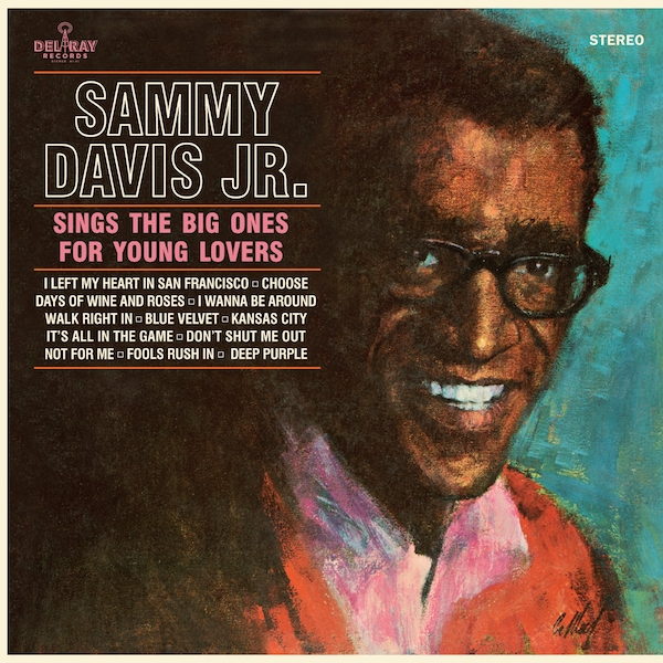 Sammy Davis Jr - Sings The Big Ones For Young Lovers Vinyl