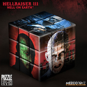 Pinhead (Hellraiser III) Puzzle Blox Puzzle Cube