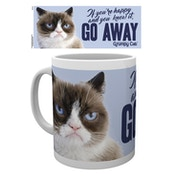 Grumpy Cat * - Go Away Mug