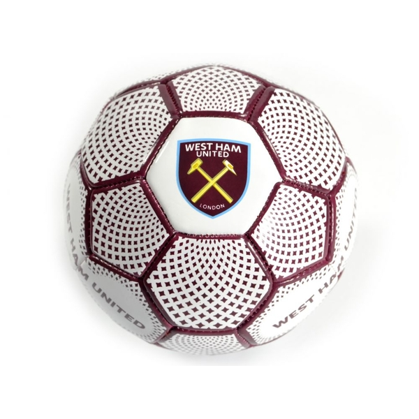 West Ham Diamond Size 1 Mini Ball