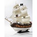 Pirate Ship (Revell) 1:72 Scale Level 5 Model Kit - Image 8