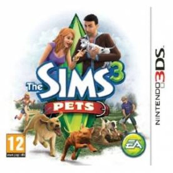 The Sims 3 Pets Game 3DS - Image 1