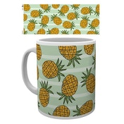 Tropical - Pineapples Mug