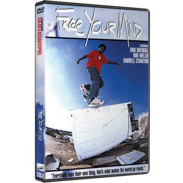 Skateboarding - Free Your Mind DVD