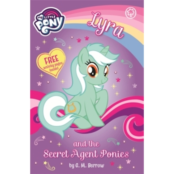 My Little Pony: Lyra and the Secret Agent Ponies