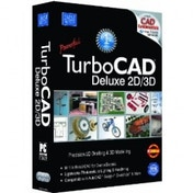 Powerful Turbo Cad Deluxe V17 2D/3D