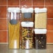 Set of 5 Airtight Food Containers | M&W - Image 4