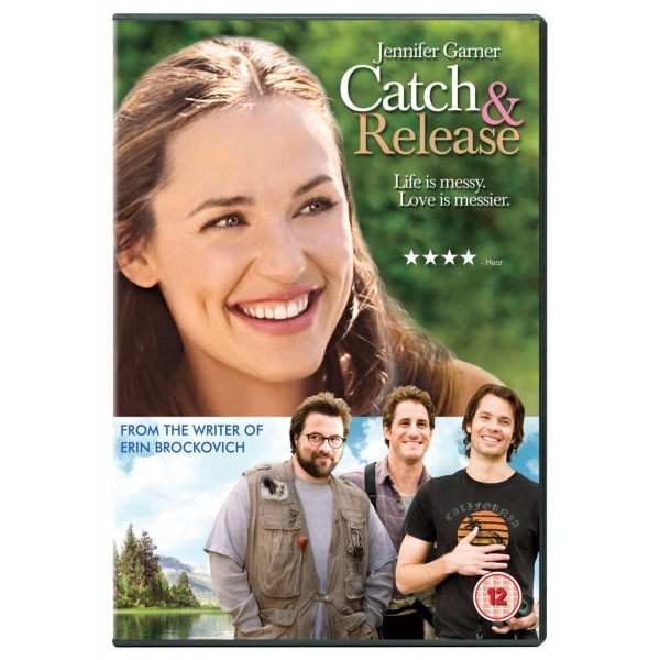 Catch And Release  DVD