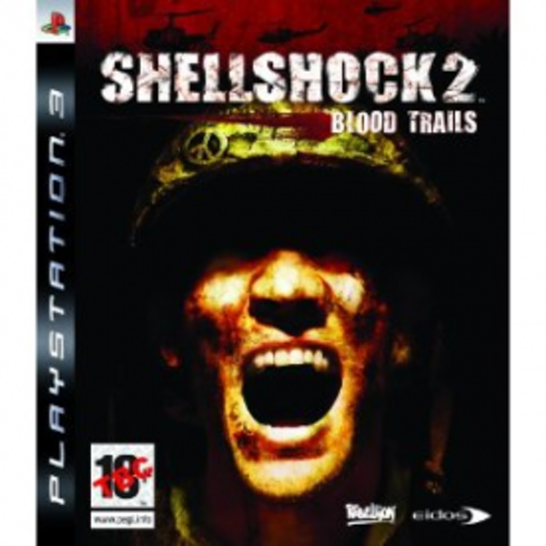 ShellShock 2 Blood Trails Game PS3