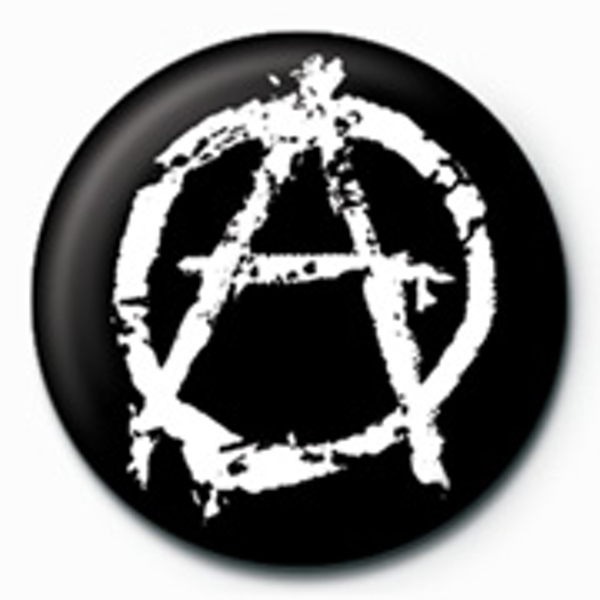 Anarchy - White Badge