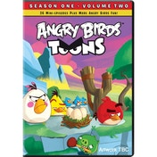 Angry Birds Toons Season 1 Volume 2 DVD