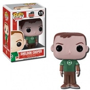 Sheldon Green Lantern (Big Bang Theory) Funko Pop! Vinyl Figure
