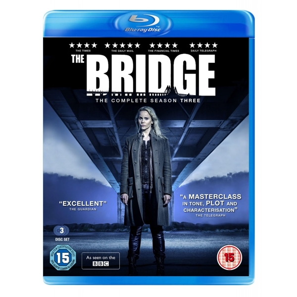 The Bridge Season 3 (Blu-Ray)