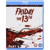 Friday the 13th Part 3 Blu-ray