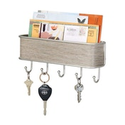 Wall Mounted Letter and Key Hanger