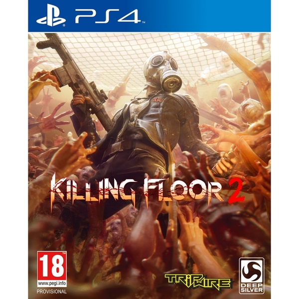 Killing Floor 2 PS4 Game
