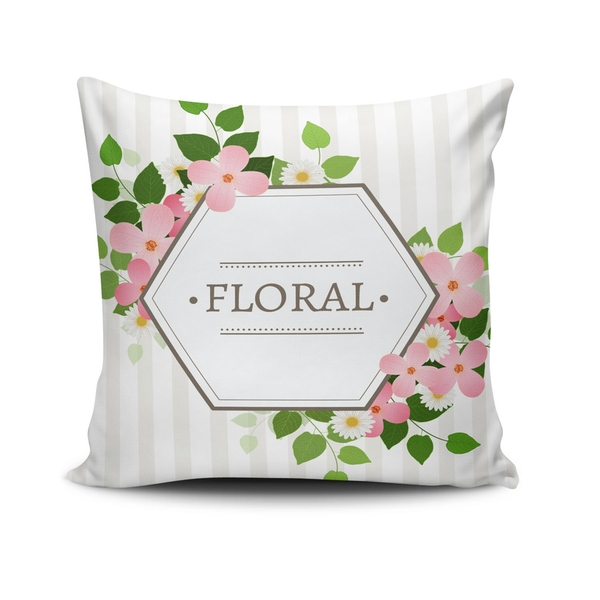 NKLF-353 Multicolor Cushion Cover