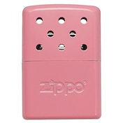 Zippo Re-Useable 6 Hour Hand Warmer Pink