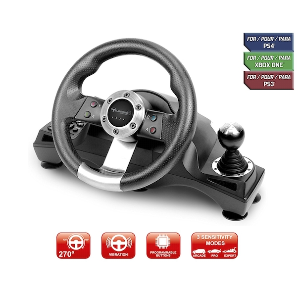 Racing Super Soft Controller Steering Sensitivity – Lylc