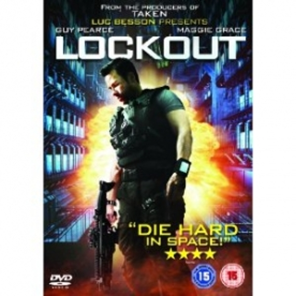 Lockout DVD