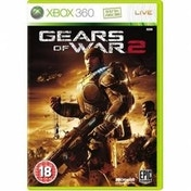Pre-Owned Gears Of War 2 Game Xbox 360 Used - Good