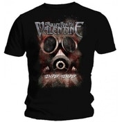 BFMV Temper Temper Gas Mask T Shirt: Large