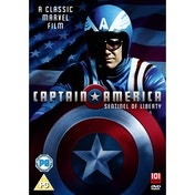 Captain America - Sentinel of Liberty (1979) DVD
