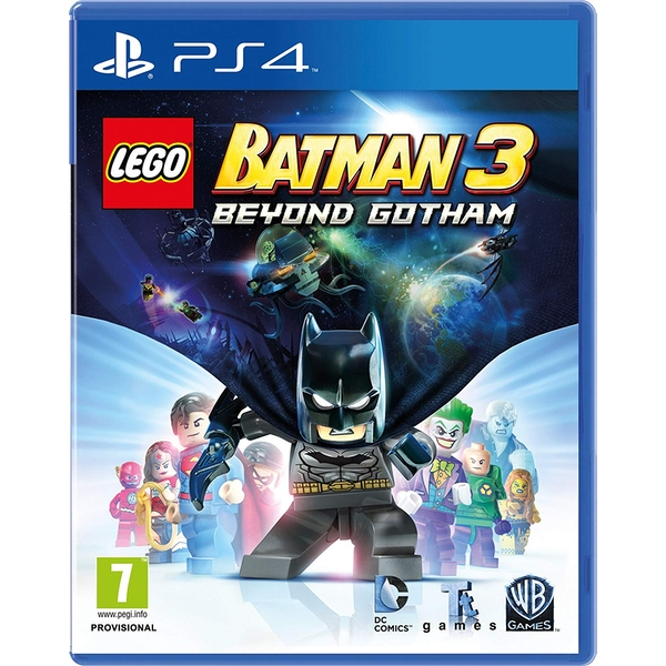 Lego Batman 3 Beyond Gotham PS4 Game
