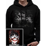 DC Originals - Arkham Joker Men's Large Hoodie - Black