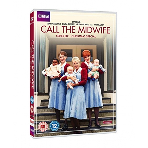 Call the Midwife - Series 6 - Complete DVD