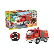 Fire Truck 1:20 Scale Revell Junior RC Kit