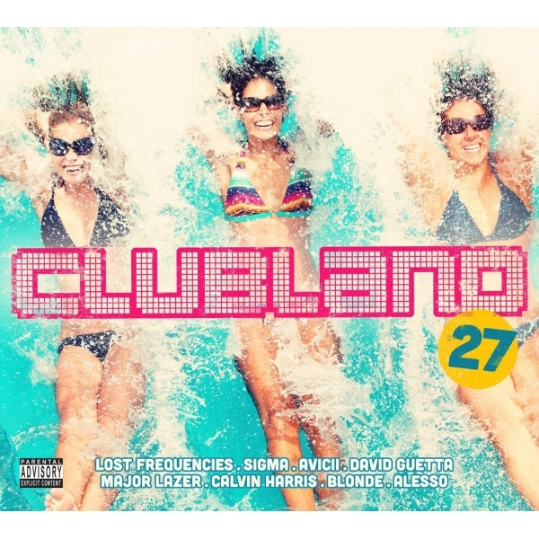 Clubland 27 (Explicit) CD