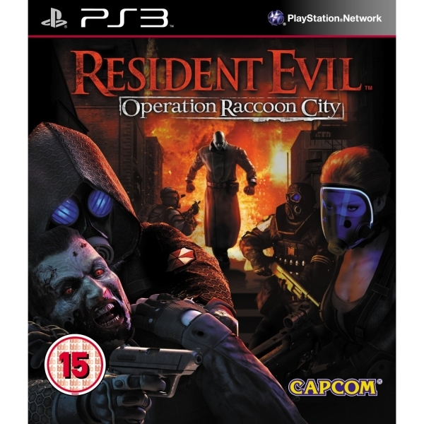 Resident Evil Operation Raccoon City Game + CP-CAP2 Stereo Gaming Headset PS3 - Image 2