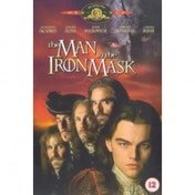 The Man In The Iron Mask DiCaprio DVD
