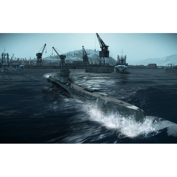 Silent Hunter 5 Battle Of The Atlantic Game PC - Image 2