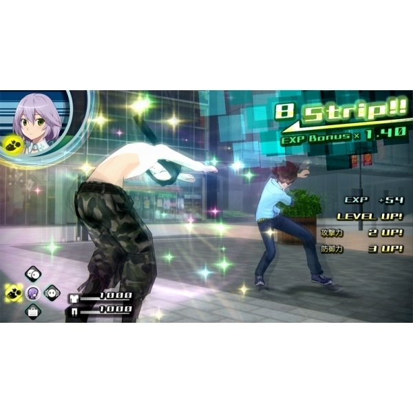 Akibas Trip: Undead & Undressed Playstation Vita REVIEW