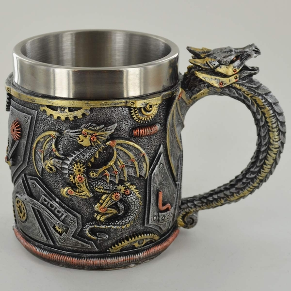 Mechanical Dragon Tankard