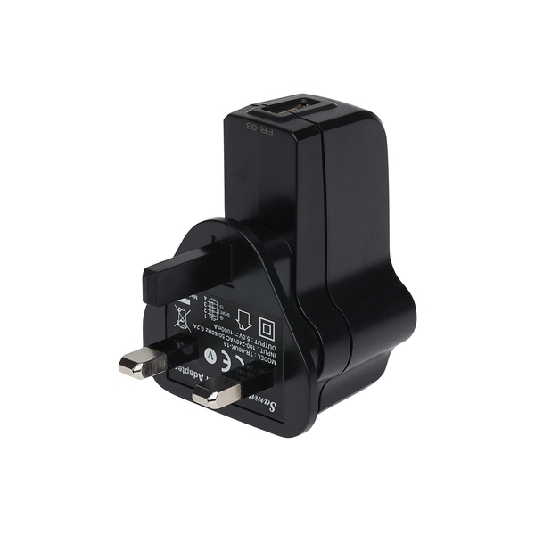 Maplin UK USB Charger for Phones Cameras and other USB Devices UK Plug