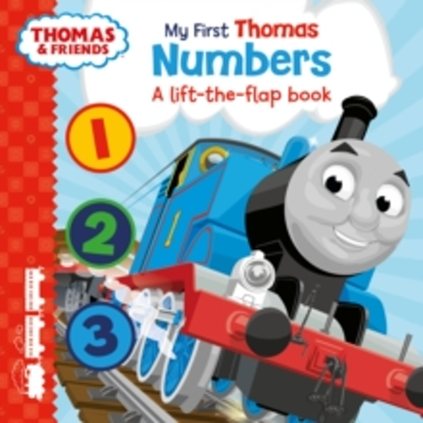 Thomas & Friends: My First Thomas Numbers