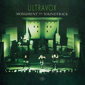 Ultravox - Monument - The Soundtrack Vinyl