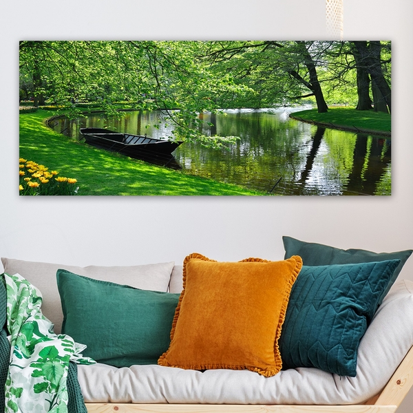 YTY101172106_50120 Multicolor Decorative Canvas Painting