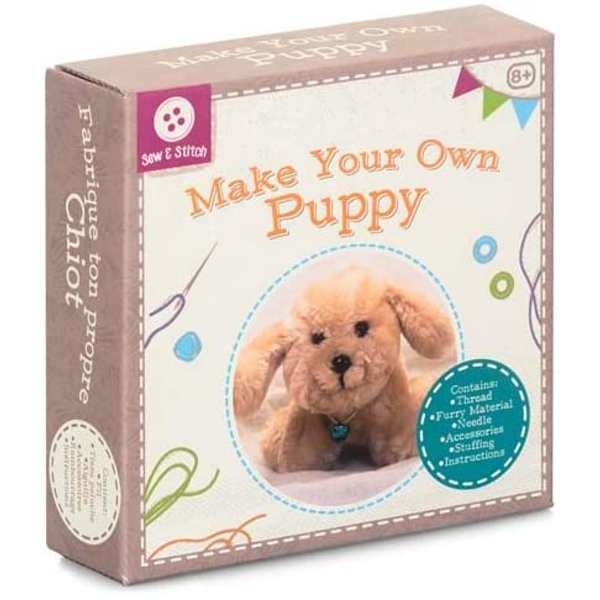 Tobar Make Your OWN Puppy Mixed